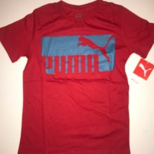 Puma T-shirt for boys size M